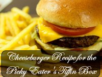 cheeseburger recipe