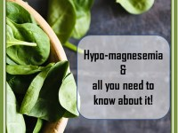 Hypomagnesemia magnesium deficiency Hypo-magnesemia