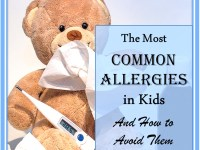 common allergies in kids