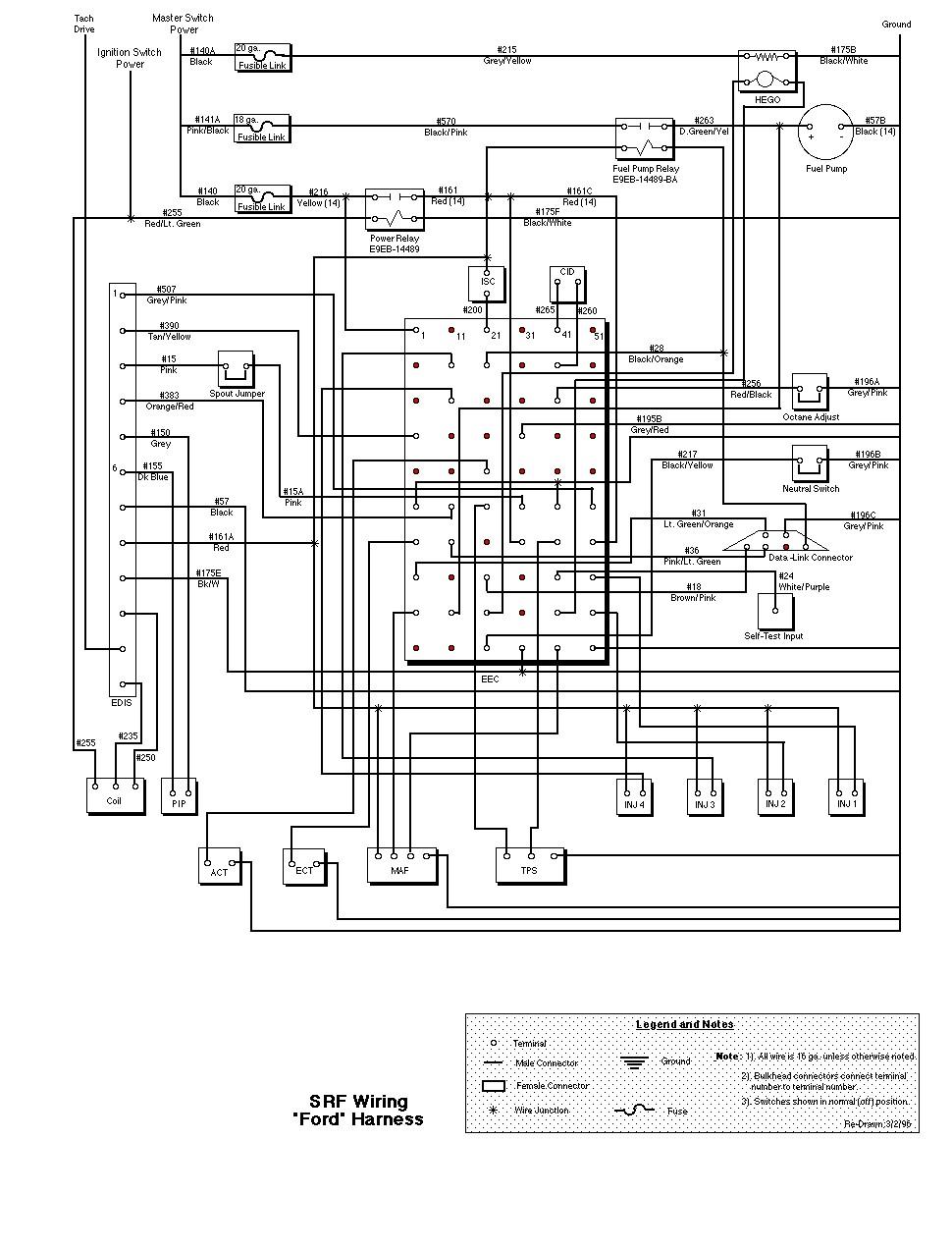 Exelent Ford L9000 Wiring Diagram For Heater System Festooning ...