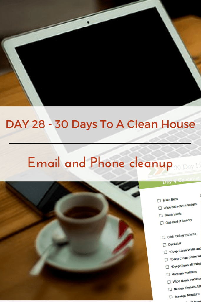 Email and Phone Cleanup