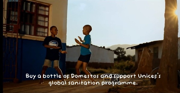 domestos and unicef campaign