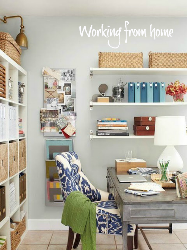working from home home office how to organise your home office office space advantages working from home
