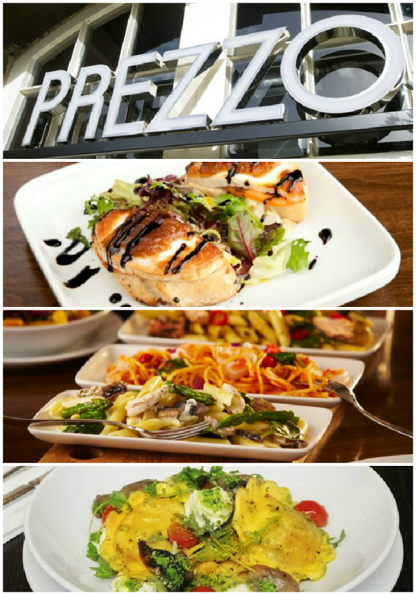 Restaurant review prezzo Bristol Harbourside Anchor Square Italian Restaurant