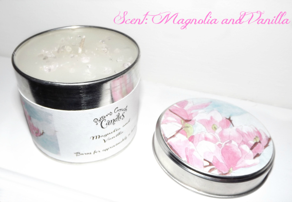 potters crouch candles handmade candles luxurious candles uk magnolia and vanilla candles