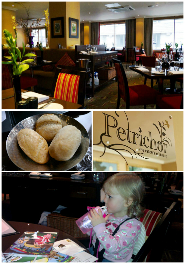 review petrichor restaurant at the cavendish hotel london