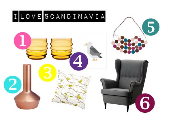 Wednesday Wishlist Scandinavian Style