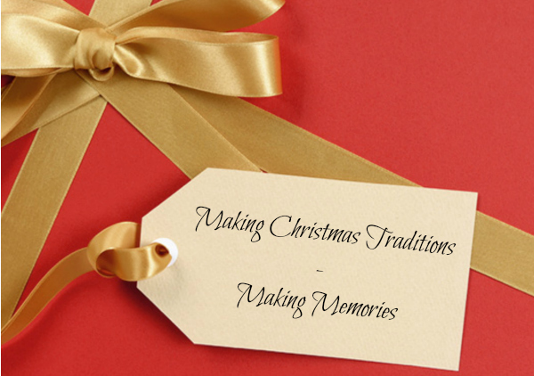 Day 7 Blogger Advent Calendar: Making Christmas Traditions