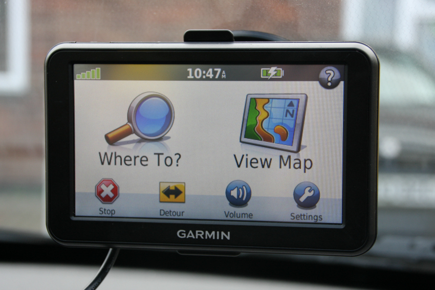 Garmin nuvi 50 sat nav review