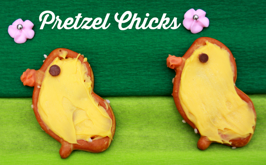 Pretzel Chicks