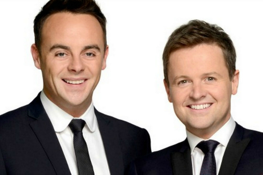 ant & dec's takeaway on tour through UK