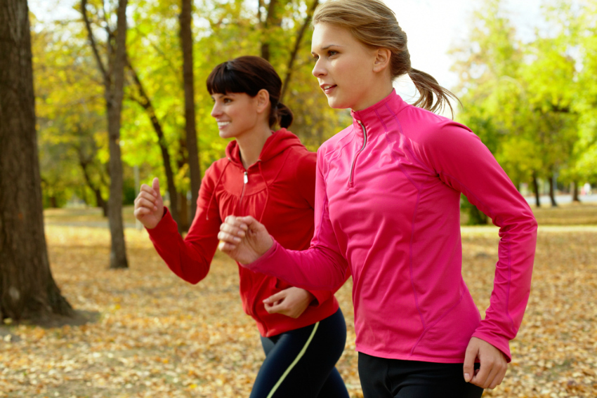 find an exercise partner to help you maintain a healthier lifestyle
