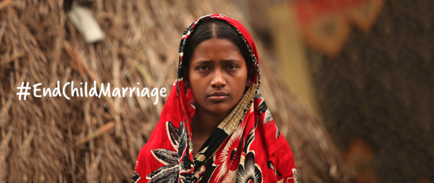 end early marriage, end child marriage