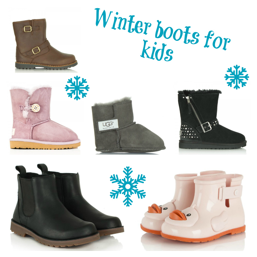 winter boots, boots for kids, kids boots