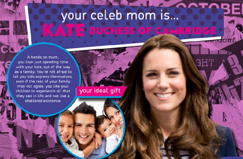 which celebrity mum are you, celebrity mum test, celebrity mum quiz