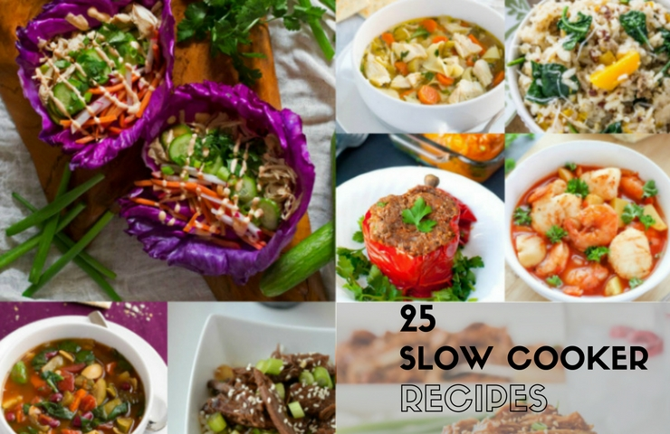 25 slow cooker recipes for autumn and winter
