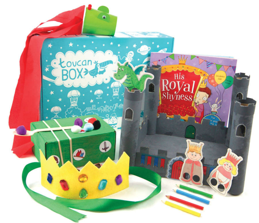 subscription box for kids toucan box
