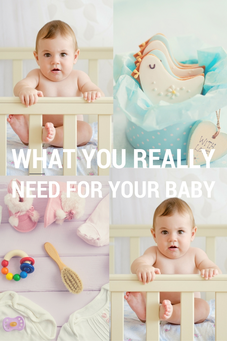 what do you need for a baby, baby essentials and items that are a waste of money