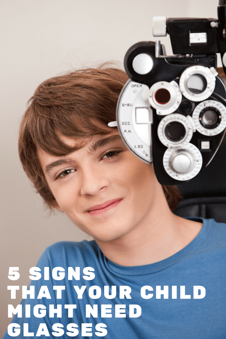signs and symptoms for bad eyesight, eye testing in children, signs your child needs glasses, get your kids' eyes checked