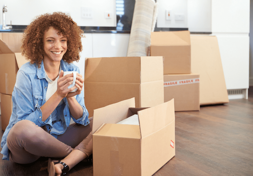 Moving home the stress-free way