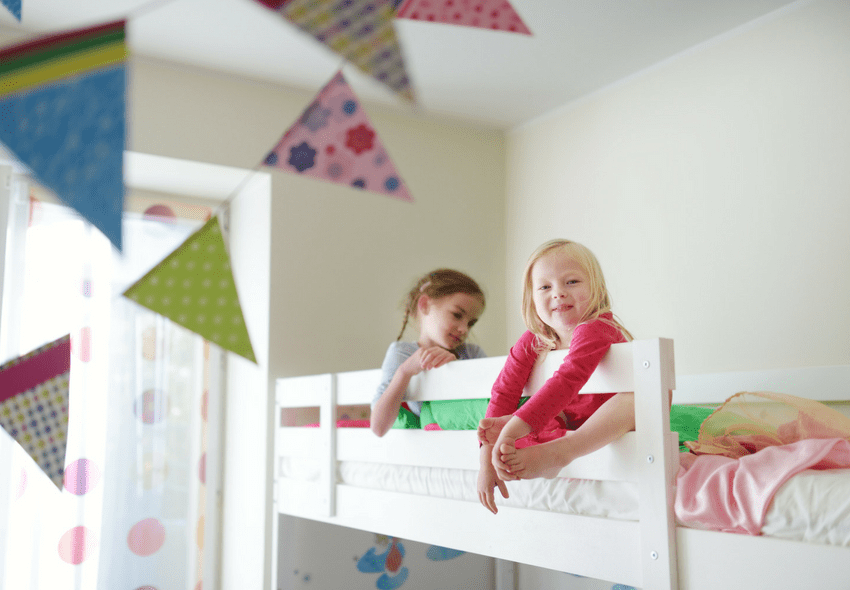 Space-saving ideas for your kid's shared bedroom_ How to maximise space in a shared bedroom