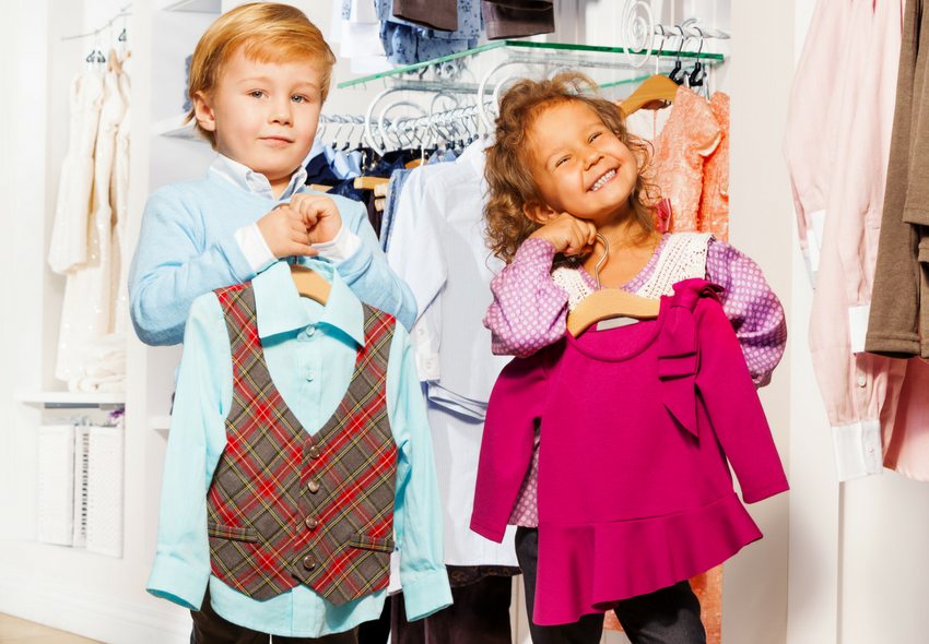 How to save money on kids clothes - dress your kids well for less (1)