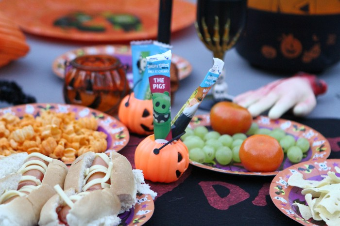 Halloween party food ideas, food for Halloween party