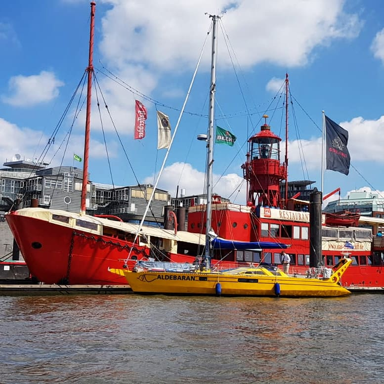 things to do in Hamburg with kids - harbour tour, harbour cruise, speicherstadt, hafencity - bad weather