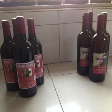 Bertha's wine