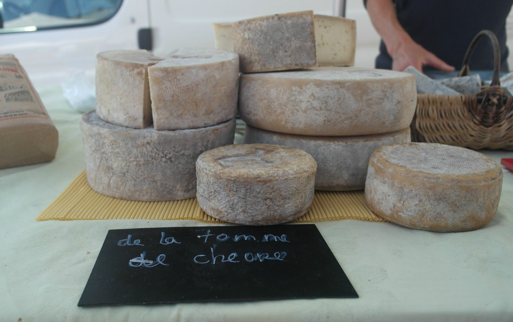 French Goats Cheese