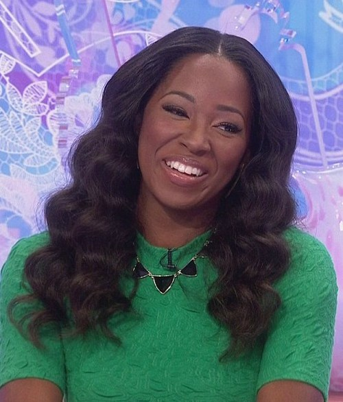 Jamelia telling us we should be banned from the High Street