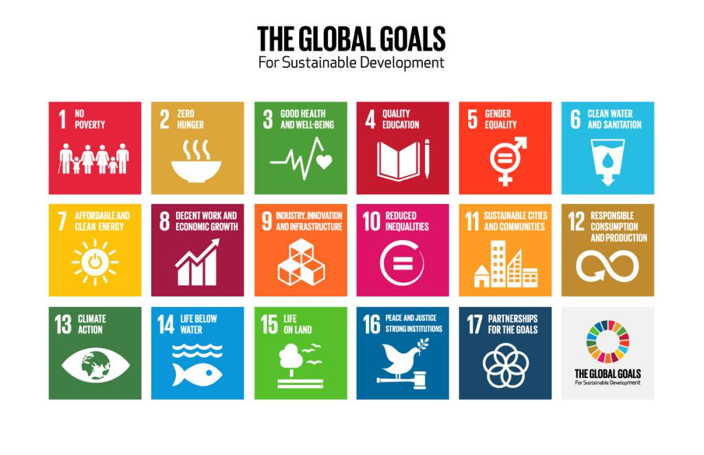#TheGlobalGoals