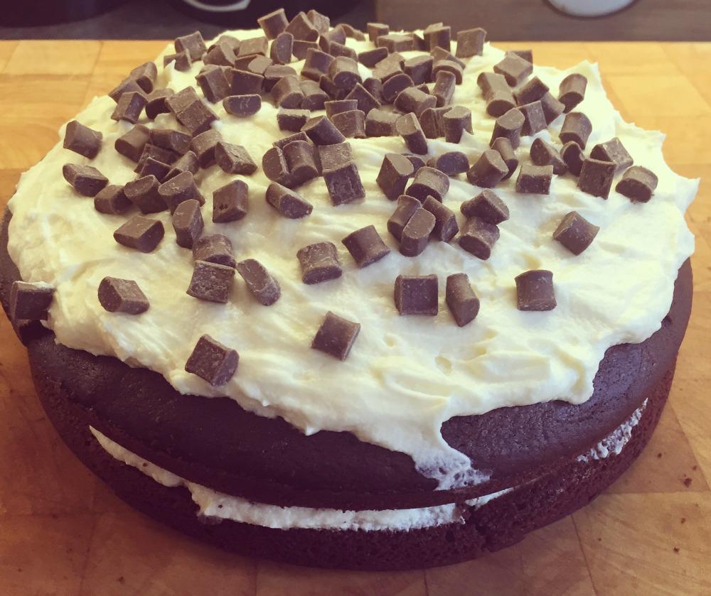 Jim's cake