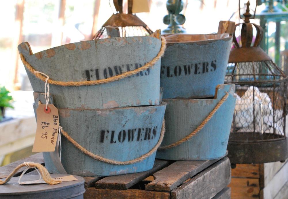 Setley Ridge Flower Planter