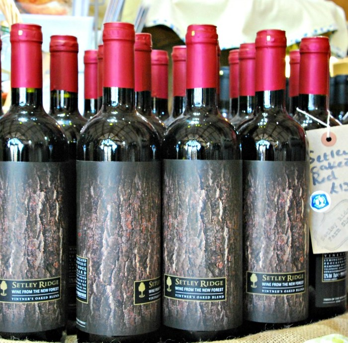 Setley Ridge Wine