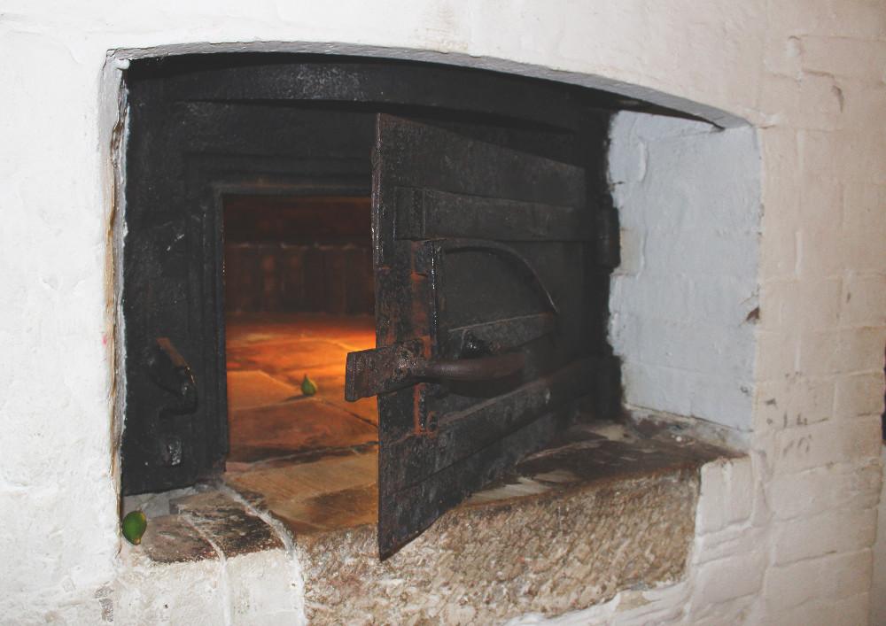 Deal Castle bread oven
