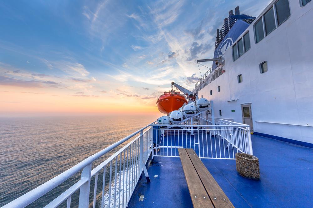 Ferry vs Plane to Europe