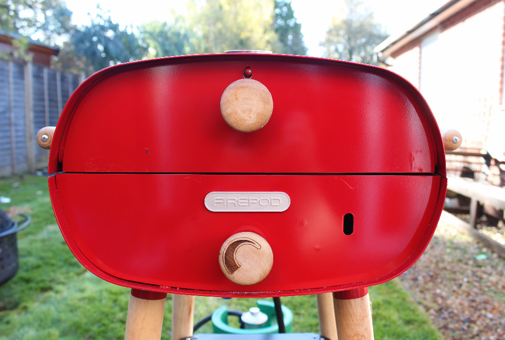 Red Firepod