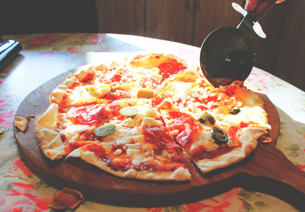 Firepod Pizza