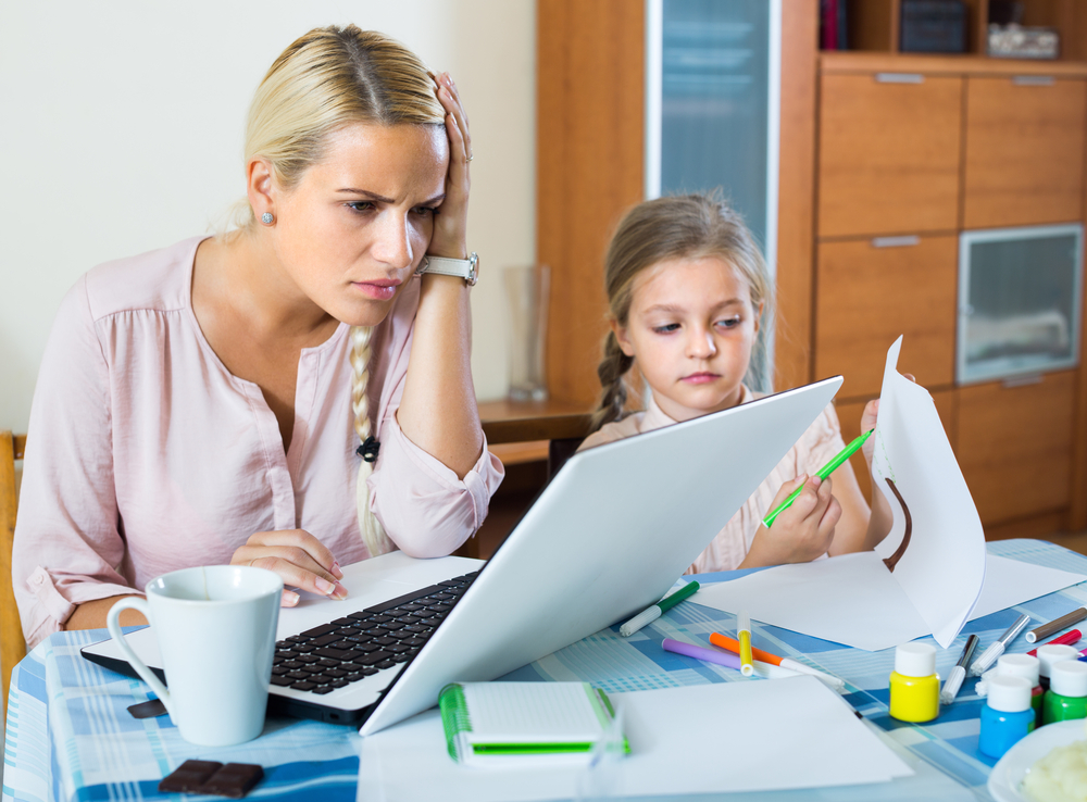 Tips for juggling working and motherhood