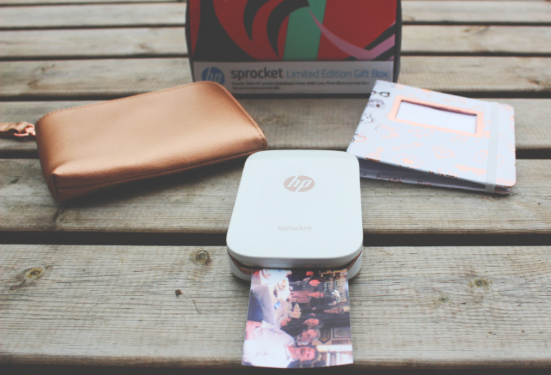 HP, Sprocket, pocket printer