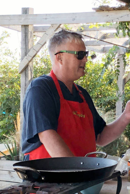 The Curry Guy, Big in France, Weekend Cooking in France
