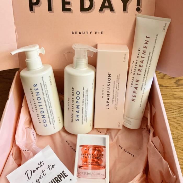 #pieday, Beauty Pie, ShowYourPieDay