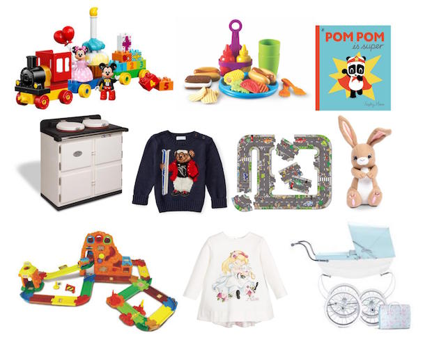 Christmas Gifts For Preschoolers