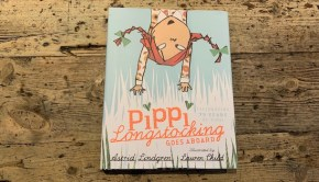 Pippi Longstocking上船了
