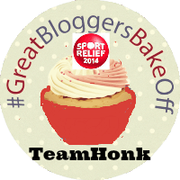 Team Honk Great Bloggers Bake Off – The Results