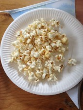 popcorn 'snow storm'