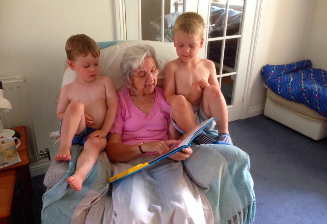 nannyreading