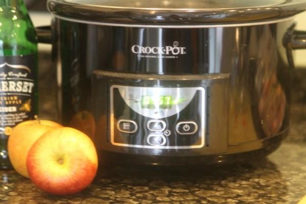 Crock-Pot 4.7L Countdown Slow Cooker Review & Giveaway