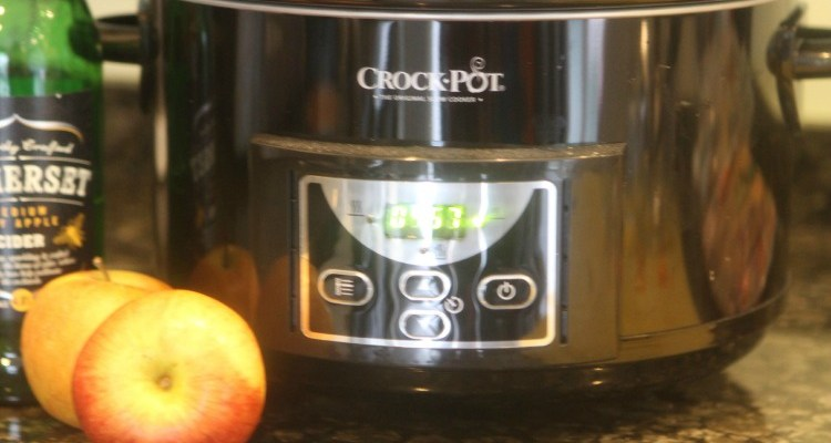 Crock-Pot 4.7L Countdown Slow Cooker Review & Giveaway